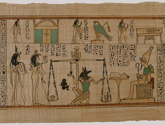 Image result for Papyri ancient egypt art