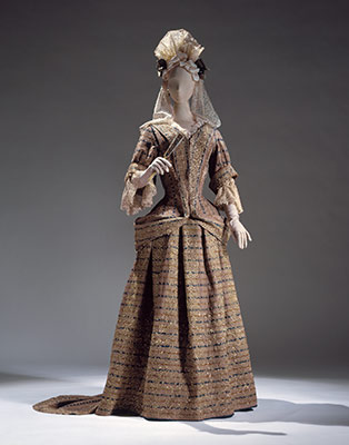 07ba7416c9 Eighteenth-Century European Dress