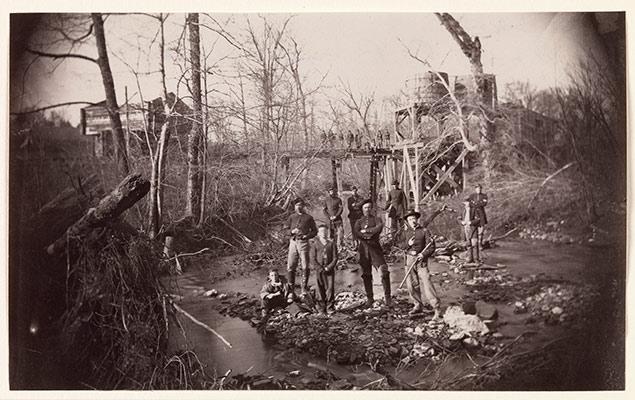 Photography and the Civil War 186165 Essay Heilbrunn
