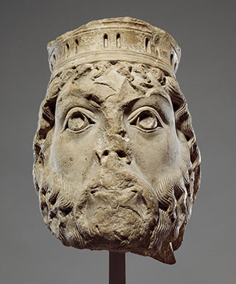 Head of King David