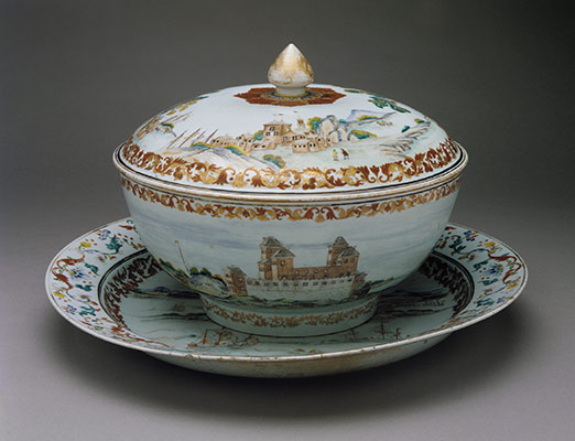 East and West: Chinese Export Porcelain   Essay   Heilbrunn Timeline