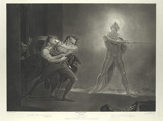 Discuss the dramatic significance of Hamlet Scene 1 Act 1 ...