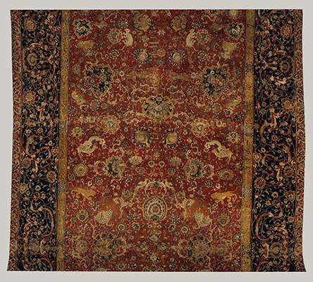 Carpets From The Islamic World 1600 1800 Essay Heilbrunn