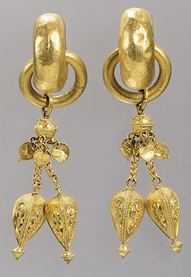 Earring (One of a Pair)