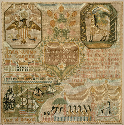 American Needlework In The Eighteenth Century Essay Heilbrunn