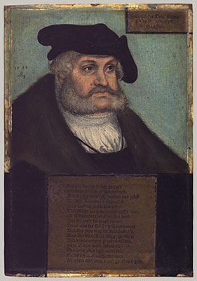 Frederick III (1463-1525), the Wise, Elector of Saxony