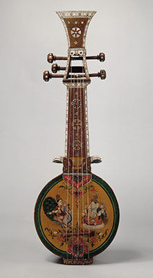 Musical Instruments of the Indian Subcontinent | Essay