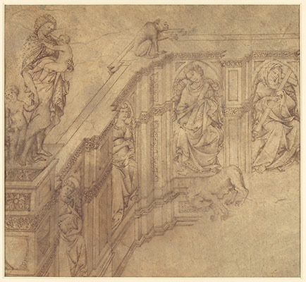 Renaissance Drawings Material and Function