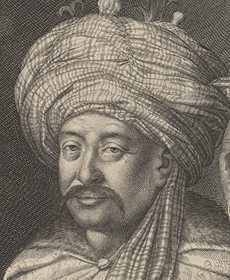 Mechti Kuli Beg, Persian Ambassador to Prague