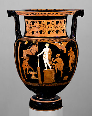 Funerary Vases In Southern Italy And Sicily Essay The