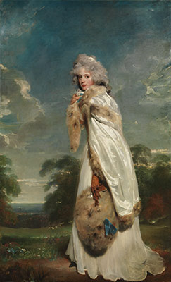 Elizabeth Farren (born ca. 1759, died 1829), Later Countess of Derby