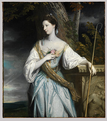 Anne Dashwood (1743-1830), Later Countess of Galloway