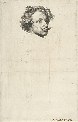 Self-Portrait, from The Iconography