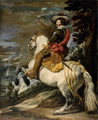 Don Gaspar de Guzman (1587-1645), Count-Duke of Olivares