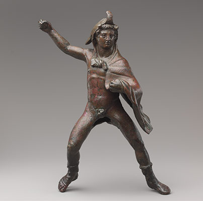 The Rise Of Macedon And The Conquests Of Alexander The Great  Essay  Bronze Statuette Of A Rider Wearing An Elephant Skin