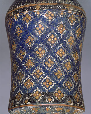 Covered Jar (Albarello)