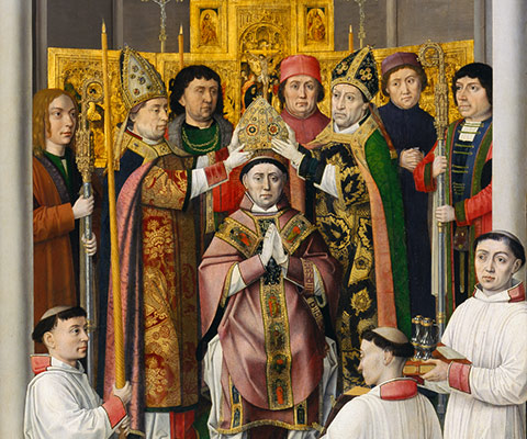 scenes from the life of saint augustine of hippo master of saint