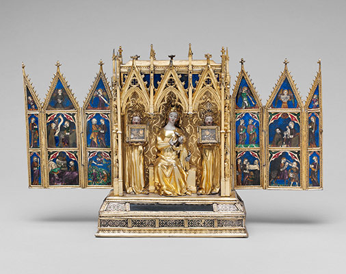 Reliquary Shrine