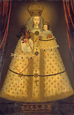 Virgin of the Rosary of Guapulo