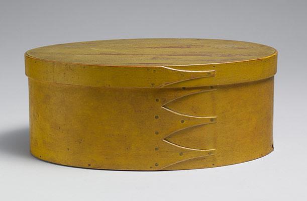 Bon Oval Box