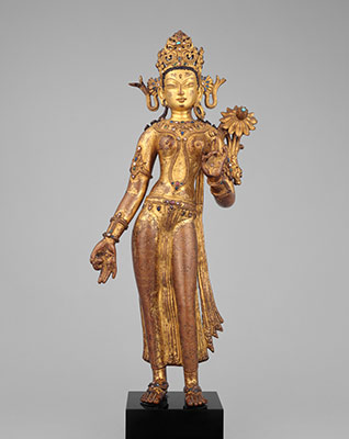 Tara, the Buddhist Savior