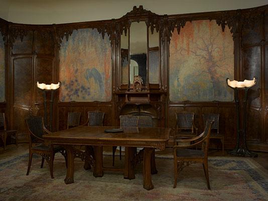 Wisteria Dining Room Paris Essay Heilbrunn Timeline