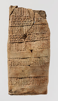 Cuneiform tablet case