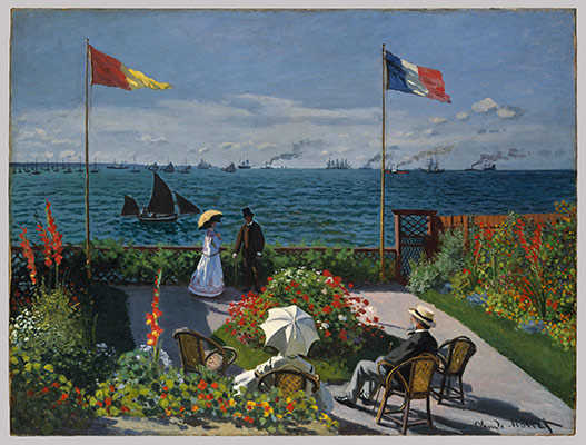 Impressionism Art And Modernity  Essay  Heilbrunn Timeline Of Art  Garden At Sainteadresse