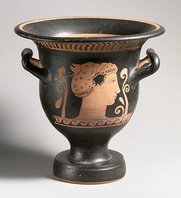 Funerary Vases In Southern Italy And Sicily Essay Heilbrunn