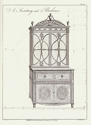 The Cabinet Maker And Upholsterer S Drawing Book In Three