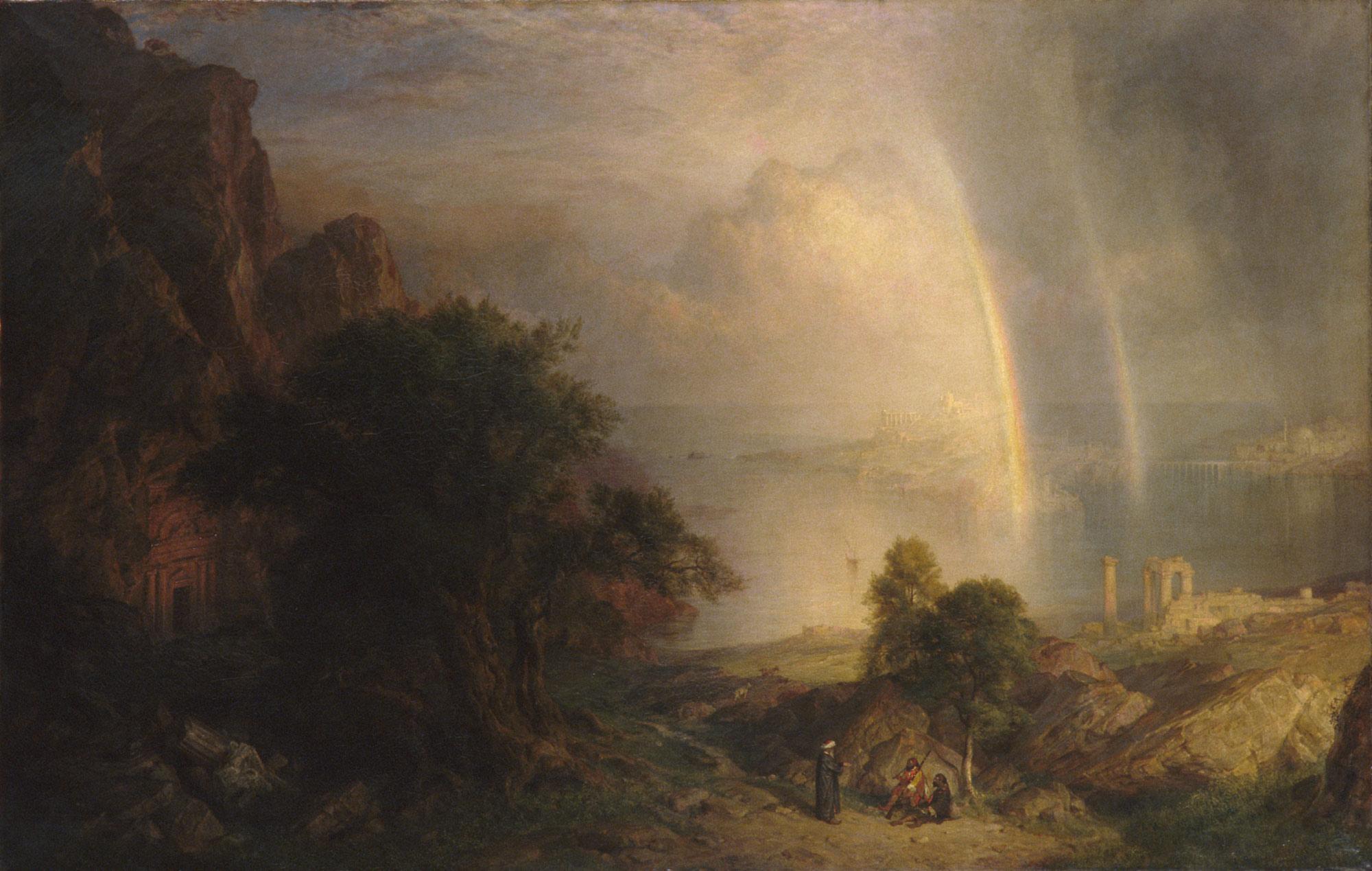 Frederic Edwin Church 1826 1900 Essay Heilbrunn