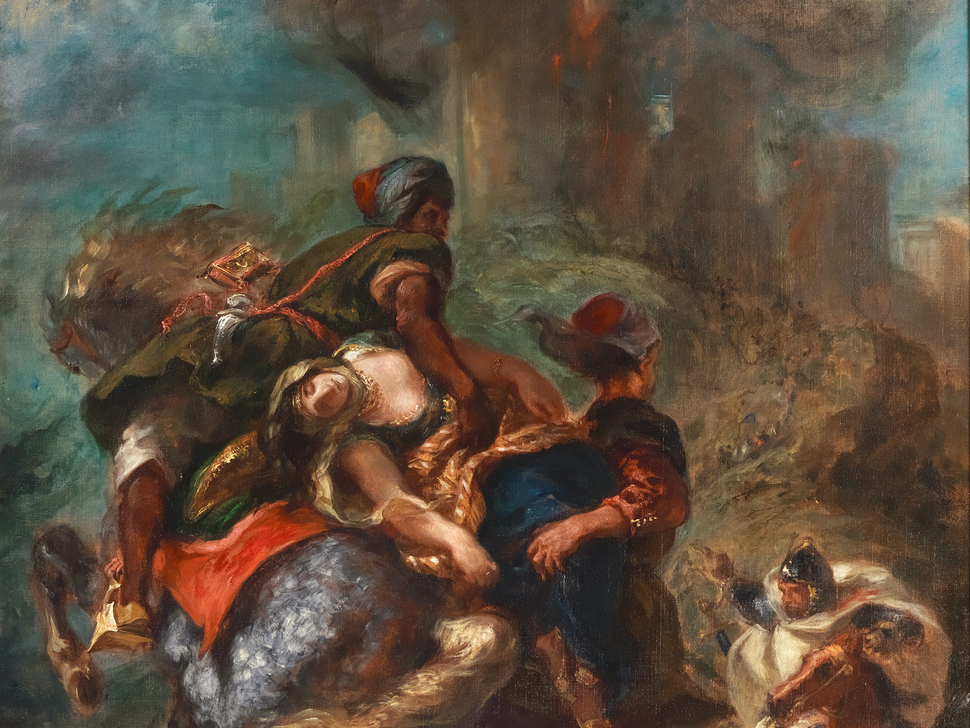 The Abduction of Rebecca