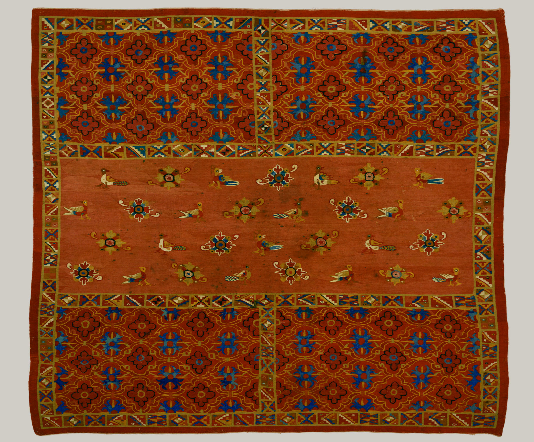 Andean Textiles Essay Heilbrunn Timeline Of Art