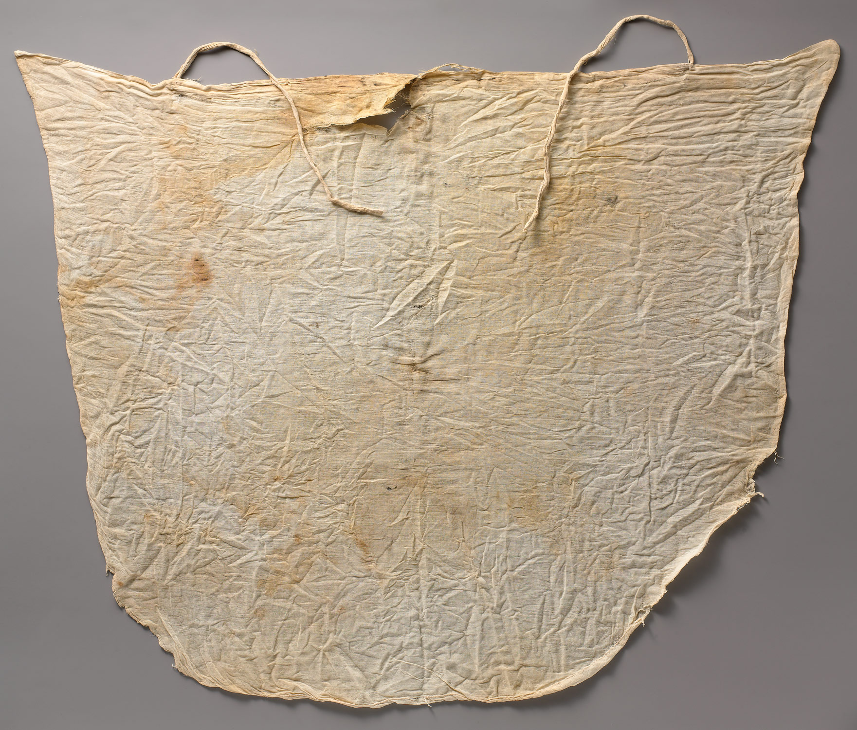 Kerchief from Tutankhamuns Embalming Cache
