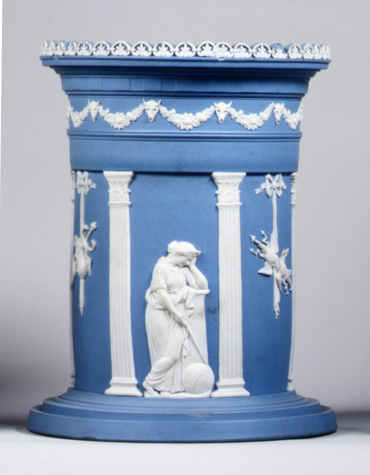 John Flaxman; Made by Josiah Wedgewood and Sons: Vase (09.194.7 ...