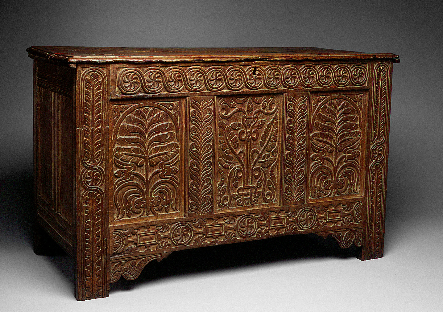 ... Chest Chest ... - American Furniture, 1620–1730: The Seventeenth-Century And William