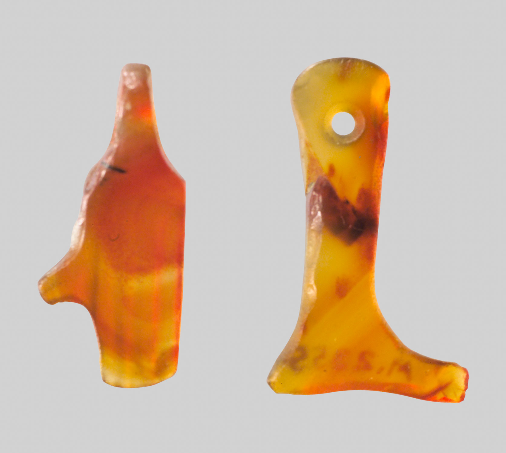 Hand and Foot Amulets