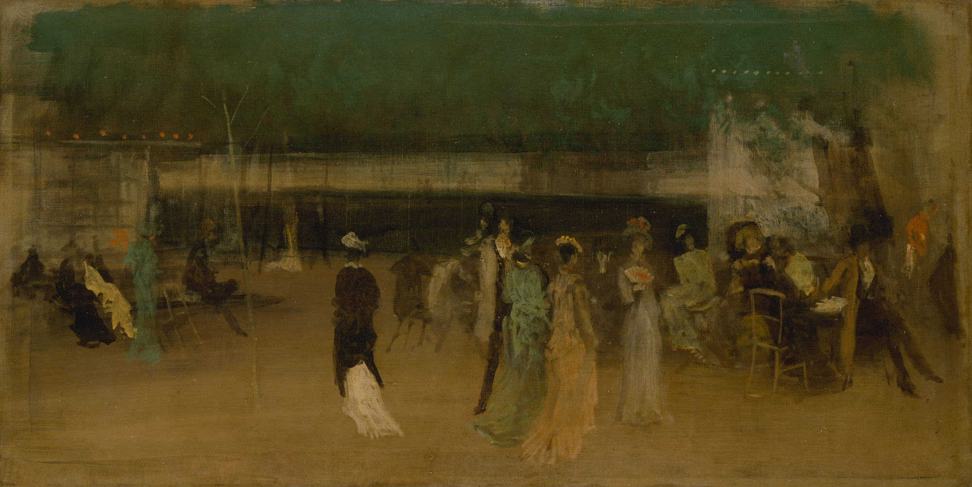 james mcneill whistler essay heilbrunn timeline of cremorne gardens no