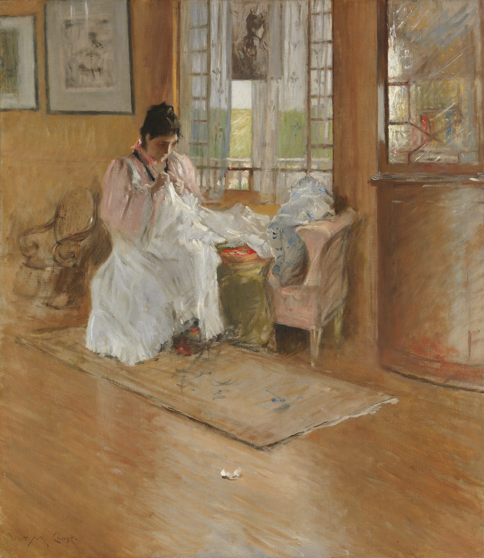 For The Little One William Merritt Chase 1390 Work Of Art