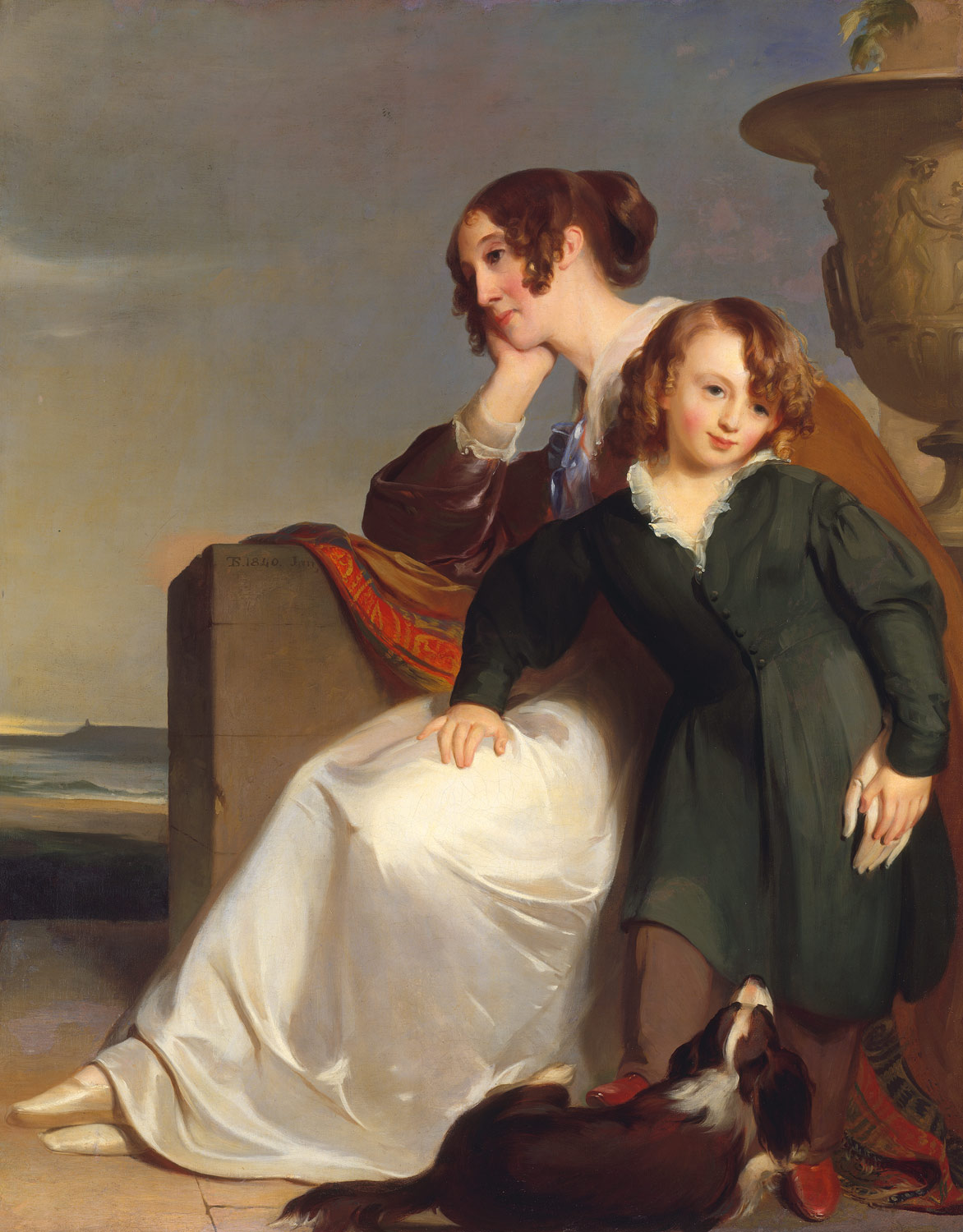 students of benjamin west essay heilbrunn timeline   mother and son