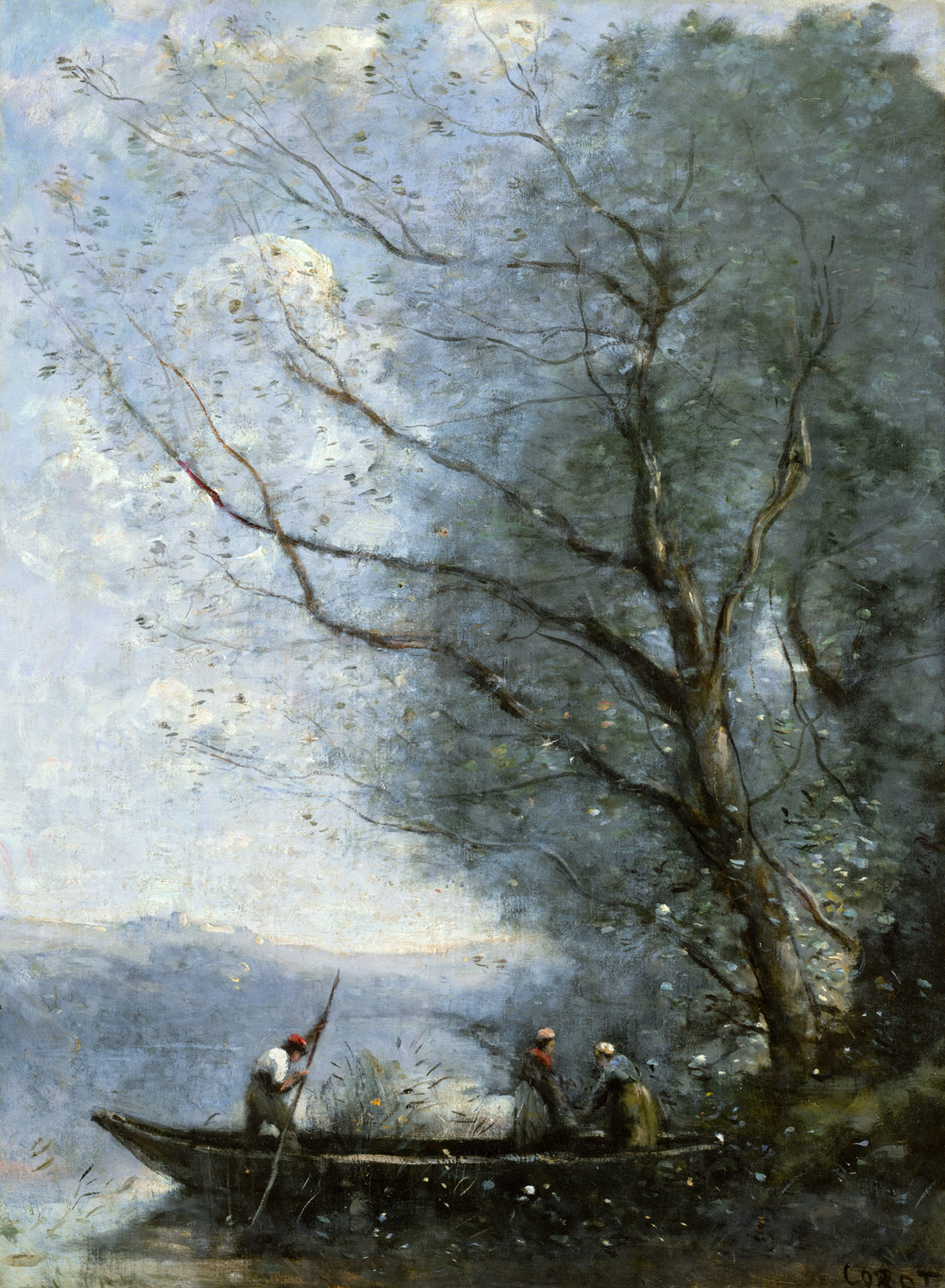 the barbizon school  french painters of nature