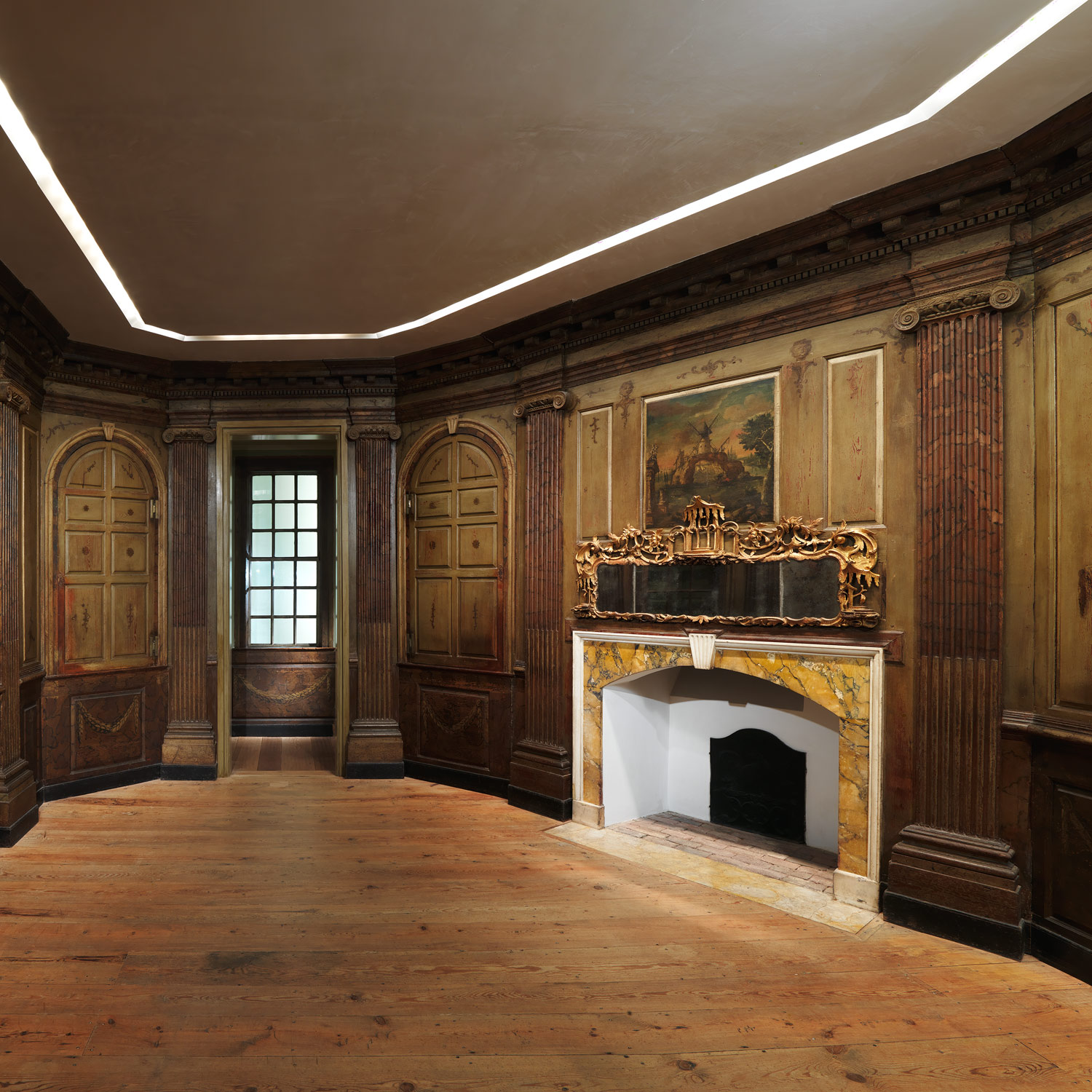 American Georgian Interiors (Mid-Eighteenth-Century Period Rooms ...