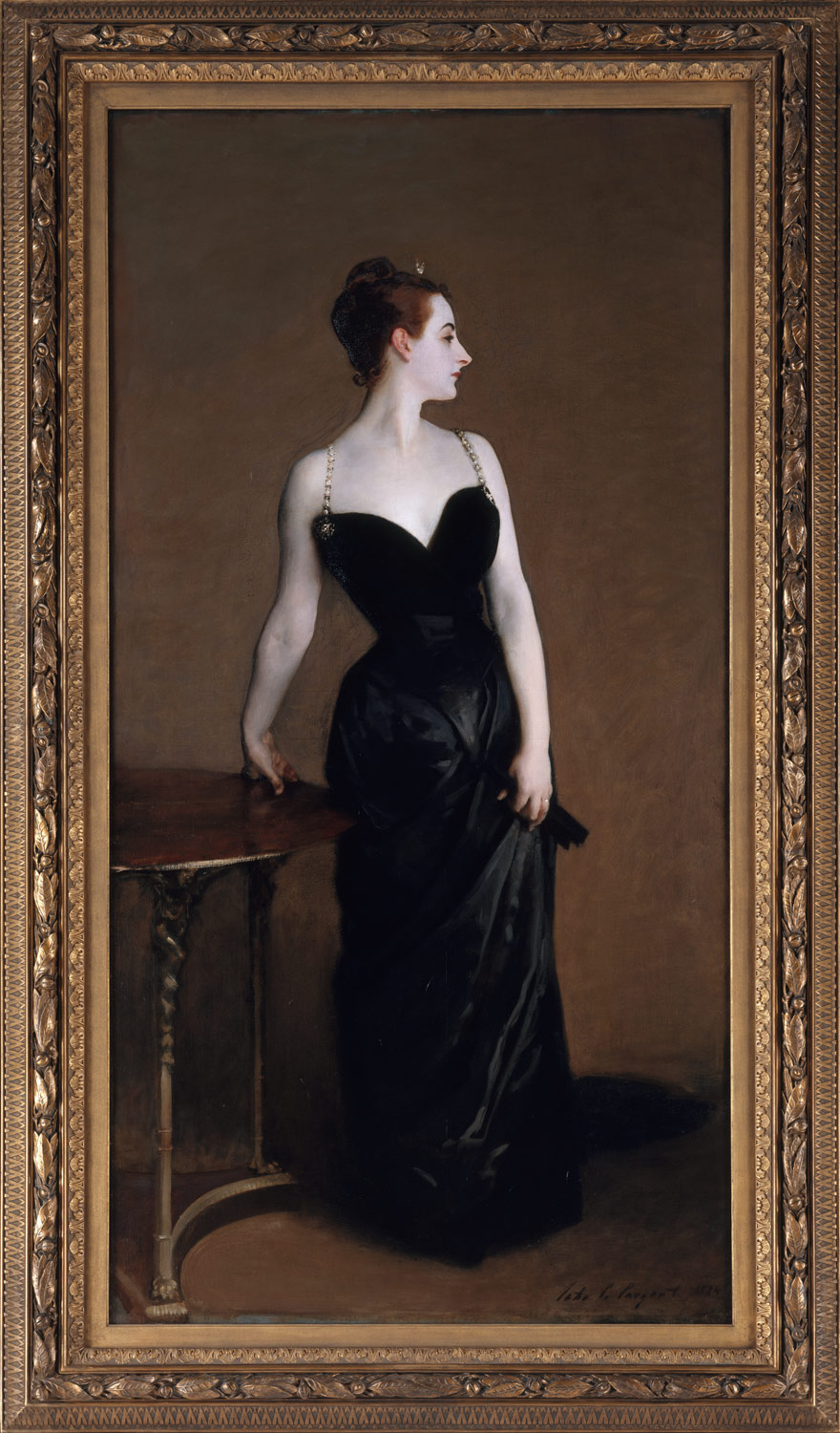 Image result for Madame X painting