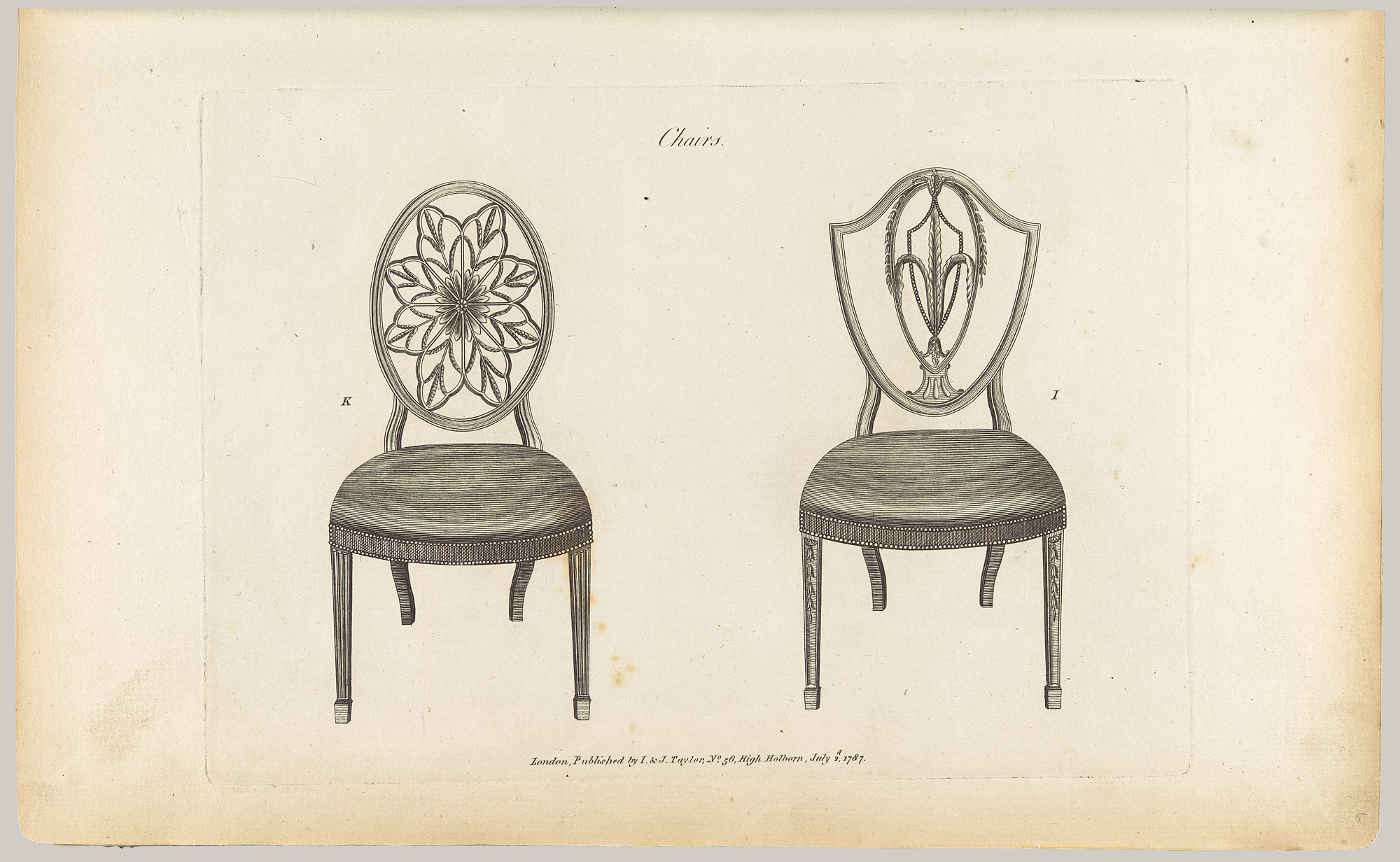 The cabinet-maker and upholsterer's guide, or, Repository of ...