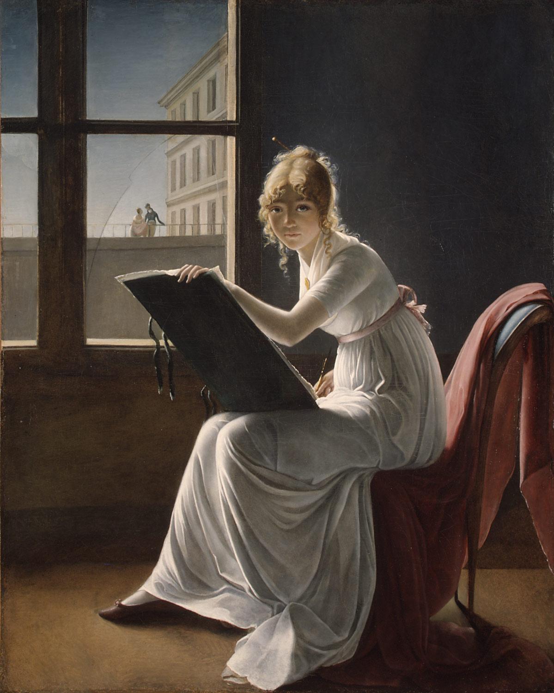 eighteenth century women painters in essay heilbrunn   w painter charlotte du val dognes died 1868