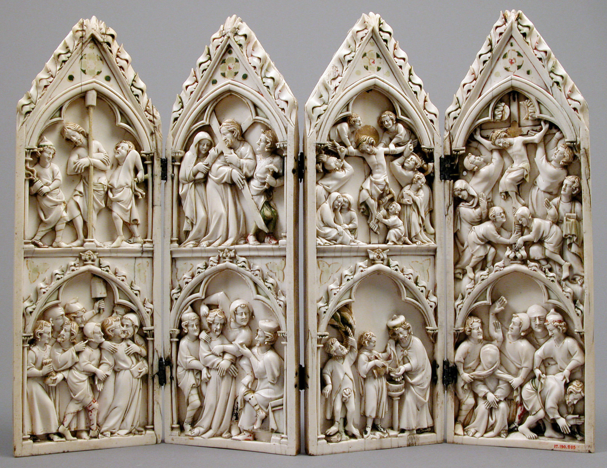 Ivory Carving in the Gothic Era, Thirteenth–Fifteenth