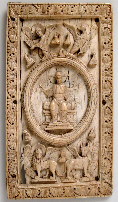 Ottonian Art Essay Heilbrunn Timeline Of Art History
