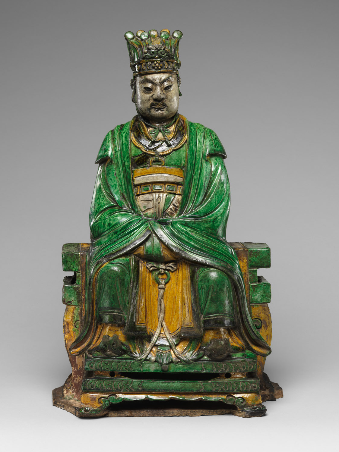 Daoist Deity Probably Heavenly Marshal Zhao Zhao Gong