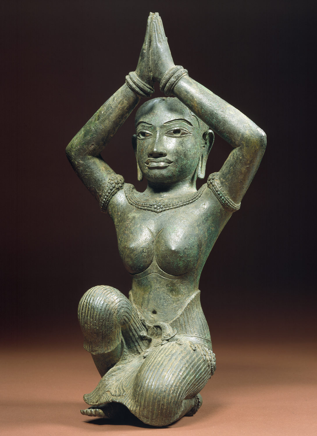 Kneeling Female
