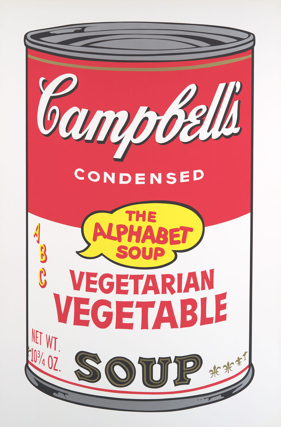 pop art keyword heilbrunn timeline of art history the  vegetarian vegetable from campbell s soup ii